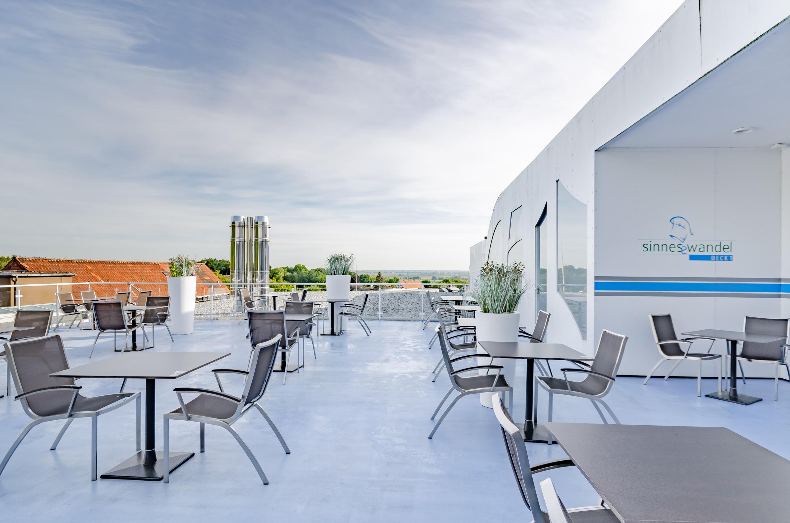 Immobilienfoto Dachterrasse Mohr Deck 1